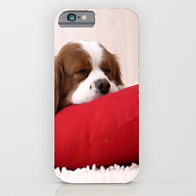 Capinha Para iPhone 5 Capinha iPhone 5 Estampada Capa traseira Animal Rígida PC para iPhone SE / 5s iPhone 5