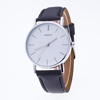 Bărbați Ceas La Modă Ceas de Mână Ceas Sport Ceas Elegant  Quartz Mare Dial Material Bandă Charm Multicolor