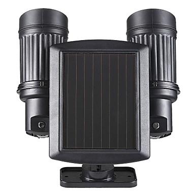 모션 센서 감지기와 태양 전원 보안이 슈퍼 밝은 스포트 라이트