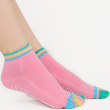Rövid zoknik Női Légáteresztő Upijanje znoja Slabo zatezanje-1 pár mert
