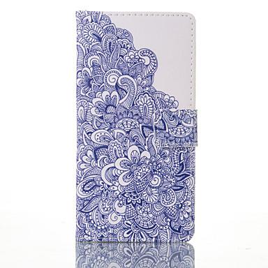 케이스 제품 Samsung Galaxy Samsung Galaxy S7 Edge 카드 홀더 지갑 스탠드 전체 바디 케이스 꽃장식 소프트 PU 가죽 용 S8 Plus S8 S7 plus S7 edge S7 S6 edge S6 S5 Mini S5
