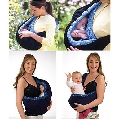 gyűrű parittya babahordozó - egy kaptafára - kényelmet biztosít a baba - lehet használni a különböző pozíciókban