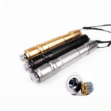 Toll alakú Lézer mutató 532nm Aluminum Alloy