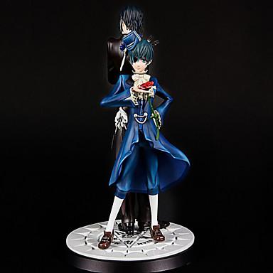 애니메이션 액션 피규어 에서 영감을 받다 블랙 버틀러 세바스찬 마이클리스 11 CM 모델 완구 인형 장난감