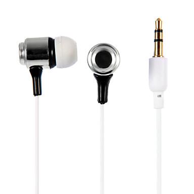 귀에 유선 헤드폰 균형 전기자 플라스틱 모바일폰 이어폰 헤드폰