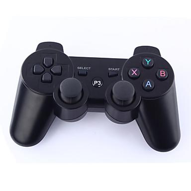olcso PS3 vezeték nélküli kontrollerek-Vezeték nélküli játékvezérlő Kompatibilitás Sony PS3 ,  játékvezérlő ABS 1 pcs egység