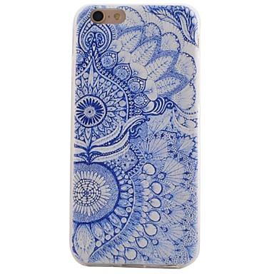 용 아이폰6케이스 / 아이폰6플러스 케이스 패턴 케이스 뒷면 커버 케이스 부엉이 소프트 TPU iPhone 6s Plus/6 Plus / iPhone 6s/6