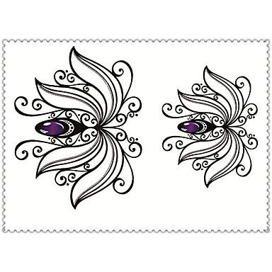 타투 스티커 쥬얼리 시리즈 애니멀 시리즈 꽃 시리즈 Totem Series 기타 만화 시리즈 만화 여성 남성 어른 Teen 플래시 문신 임시 문신