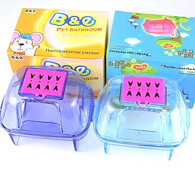 Hamsteri Kannettava Multi-function Cosplay Puhdistus Vihreä Sininen Pinkki