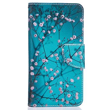 케이스 제품 LG LG K10 LG의 K7 LG케이스 카드 홀더 지갑 스탠드 플립 패턴 전체 바디 케이스 꽃장식 하드 PU 가죽 용