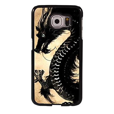 Για Samsung Galaxy Θήκη Θήκες Καλύμματα Με σχέδια Πίσω Κάλυμμα tok Ζώο PC για Samsung Galaxy S6