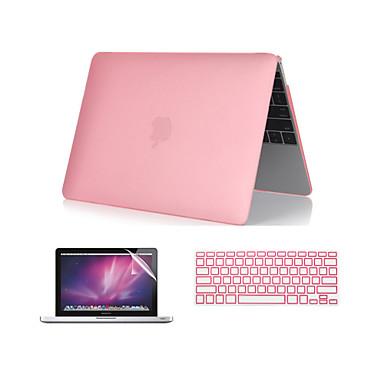 3 az 1-ben kristálytiszta puha tapintású tok billentyűzet fedél és képernyővédő fólia MacBook Pro 13