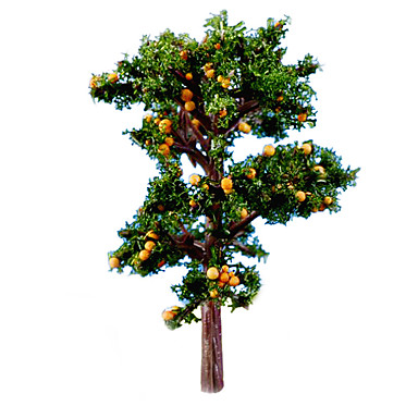 modell& építőjáték baba játék narancsfa