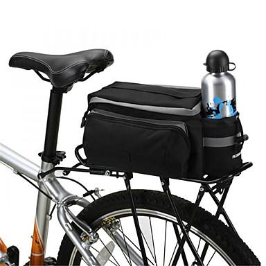 ROSWHEEL 13 L 자전거 트렁크 백 방수 자전거 가방 PVC / 600D 폴리 에스테르 싸이클 가방 싸이클 백 사이클링 / 자전거