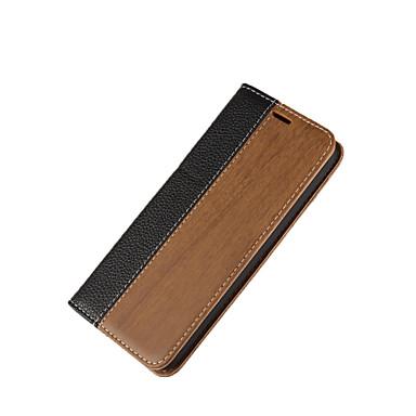 용 LG케이스 카드 홀더 / 지갑 / 스탠드 / 플립 케이스 풀 바디 케이스 단색 하드 인조 가죽 LG LG G5