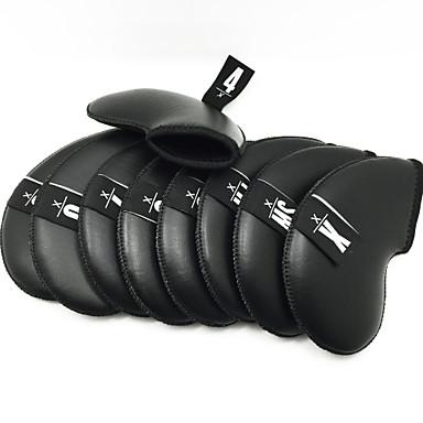 골프 클럽 9 종 세트 XL 철 커버