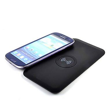anti-slip draadloze oplader voor iphone x iphone 8 plus iphone 8 samsung s8 plus s8 s7 noot 8 of ingebouwde qi-ontvanger slimme telefoon