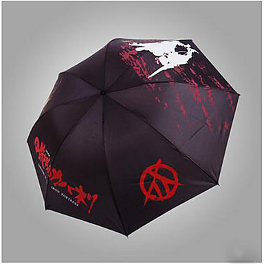 északi flotta animációs körül esernyő összecsukható esernyő napos esernyők mártással darab - egy tetsujo