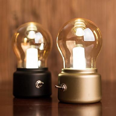 1 개 LED 밤 빛 장식 LED