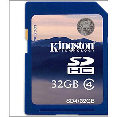 카메라 킹스턴 32 기가 바이트 CLASS4의 6천메가바이트 / s의 TF 메모리 카드