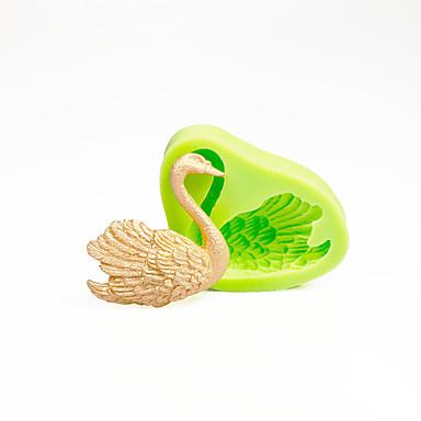 ieftine Ustensile & Gadget-uri de Copt-1 buc Silicon Reparații Tort Plăcintă Ciocolatiu Animal coacere Mold Instrumente de coacere