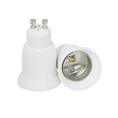 méretezhető gu10 és e27 led izzók foglalat adapter kiváló minőségű világítási tartozék