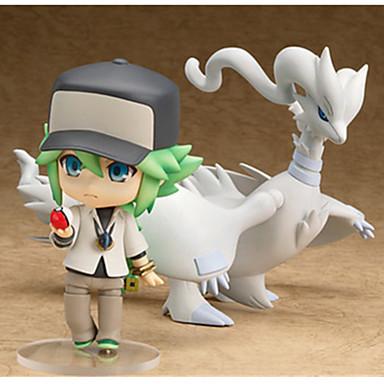 zseb kis szörnyeteg Reshiram absz 10cm magasság anime játékfigurák