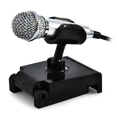 3,5 mmMicrophoneVezetékes Számítógép mikrofon Kondenzátormikrofon