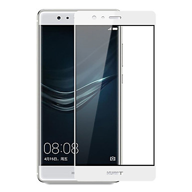 Képernyővédő fólia Huawei mert Edzett üveg 1 db Kijelzővédő fólia 2.5D gömbölyített szélek 9H erősség