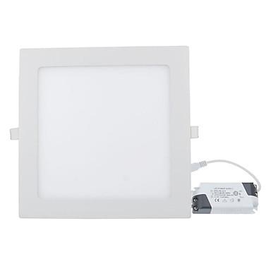 15w 1350lm 광장 천장 램프 LED 패널 조명 최근 통을 주도 (85-265V)