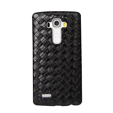 Case For LG LG K10 LG K7 LG G5 LG G4 LG Case Embossed Back Cover Geometric Pattern Hard PC for