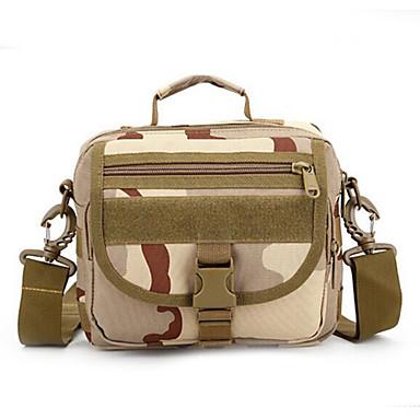 8 L 어깨에 매는 가방 캠핑&등산 방수 다기능 나일론