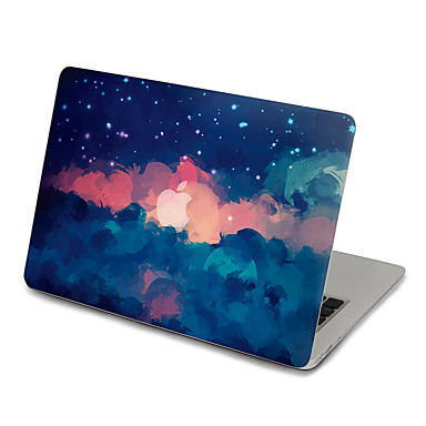 1개 스킨 스티커 용 스크래치 방지 유화 울트라 씬 무광 PVC MacBook Pro 15'' with Retina MacBook Pro 15'' MacBook Pro 13'' with Retina MacBook Pro 13'' MacBook