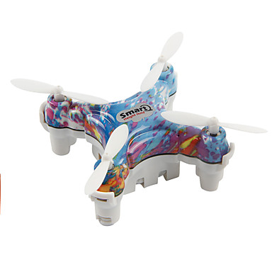 RC Drone Cheerson CX-10D 4CH 6 Axis 2.4G RC Quadcopter LED Lighting Auto-Takeoff Failsafe Hover Low Battery Warning RC Quadcopter Remote