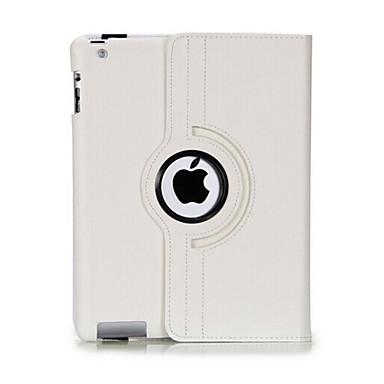 hoesje Voor Apple iPad Mini 4 iPad Mini 3/2/1 iPad 4/3/2 iPad Air 2 iPad Air met standaard Automatisch aan / uit Origami 360° rotatie