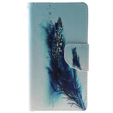 Case Kompatibilitás HTC HTC Desire 626 HTC tok Kártyatartó Pénztárca Állvánnyal Flip Héjtok Tollak Kemény PU bőr mert
