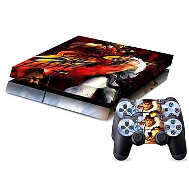 B-피부-PS4-잡다한 것-PVC-USB-가방, 케이스 및 스킨-PS4