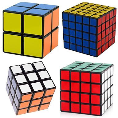 Rubik küp Shengshou 4*4*4 3*3*3 5*5*5 2*2 2*2*2 Pürüzsüz Hız Küp Sihirli Küpler bulmaca küp profesyonel Seviye Hız Yeni Yıl Çocukların