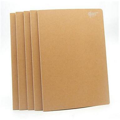 Kreatív notebookok Több funkciós,B5