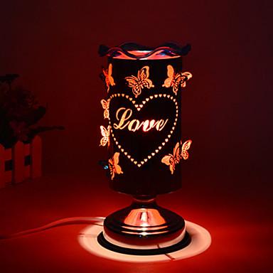 1 개 나비 연락 종류의 침대 램프 선물의 유도 인생 달콤한 램프 aing을 쫓는