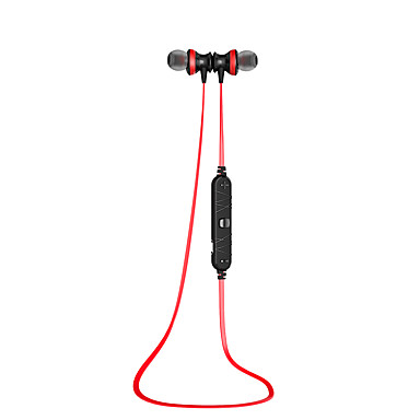 AWEI A980BL Bezprzewodowy/a Słuchawki Plastikowy Sport i fitness Słuchawka Z kontrolą głośności z mikrofonem Zestaw słuchawkowy