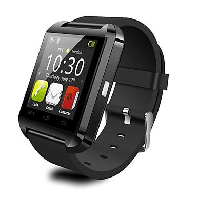 스마트 시계 GPS 비디오 카메라 오디오 핸즈프리 콜 메세지 컨트롤 카메라 컨트롤 타이머 스톱워치 내 전자제품 찾기 알람시계 커뮤니티 공유 블루투스 3.0 iOS Android 어떤 SIM 카드 슬롯 없음