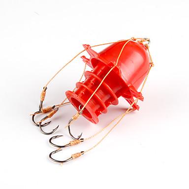 Halászat-1pcs db Fehér / Sárga / Piros Kemény műanyag / Szénszálas acél-AnmukaTengeri halászat / Léki horgászat / Pergető horgászat /