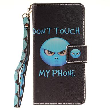 Kılıf Na Sony Xperia Z3 Sony Xperia Z2 Sony Sony Xperia M5 Xperia Z3 Etui Sony Etui na karty Portfel Flip Wzór Pełne etui Napis Twarde