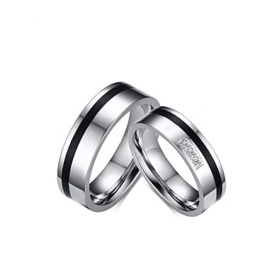 d34a1728d77c9 Men's Women's Couple's Couple Rings Band Ring spinning ring ...