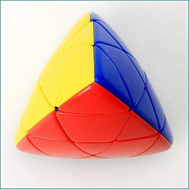 Rubik kocka shenshou Piramix Alien Mastermorphix 3*3*3 Sima Speed Cube Rubik-kocka Puzzle Cube szakmai szint Sebesség ABS Újév