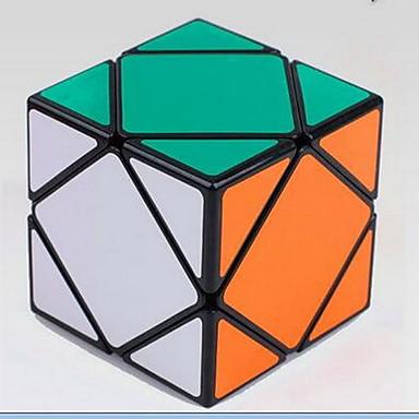 루빅스 큐브 Shengshou 에일리언 Skewb Skewb Cube 3*3*3 부드러운 속도 큐브 매직 큐브 퍼즐 큐브 전문가 수준 속도 경쟁 새해 어린이날 선물 클래식&타임레스 여아 남아