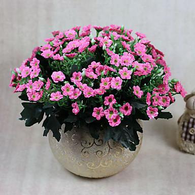 1 Gałąź Poliester Plastikowy Others Bukiety na stół Sztuczne Kwiaty