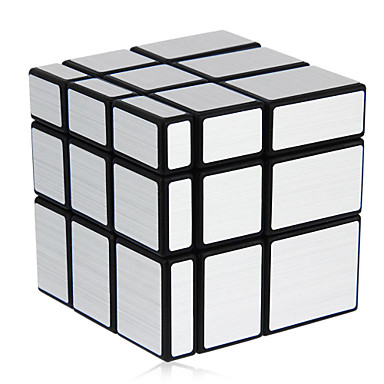 Rubik's Cube Shengshou Mirror Cube 3*3*3 Smooth Speed Cube Magic Cube Puzzle Cube Professional Level Speed Mirror New Year Children's Day