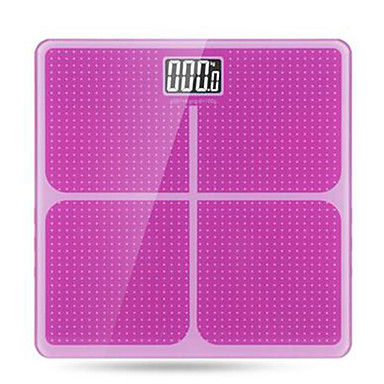 정밀 건강 가정 미니 전자 인체 규모 (바비 핑크 판매)
